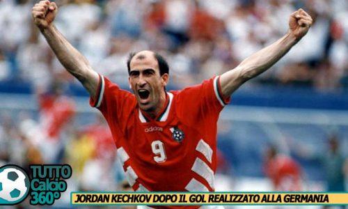 09 Luglio   Auguri Lechkov! Memorabile l'inzuccata che inchiodò la Germania ad USA 94