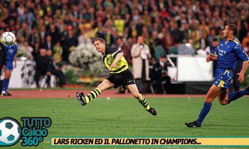 10 Luglio   Auguri Ricken! Entrato nella storia per quel gol dopo 11 secondi…