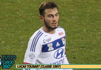 UNDERtheTOP | Lucas Tousart, il veterano classe '97 del Lione