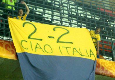 22 GIUGNO 2004 | Vittoria amara degli azzurri contro la Bulgaria
