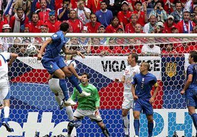 22 GIUGNO 2006 | Materazzi e Inzaghi regalano l'accesso agli ottavi