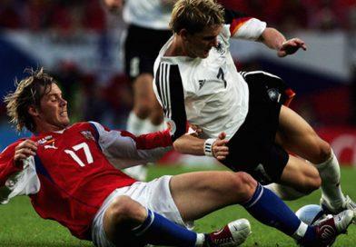 23 GIUGNO 2004 | La Germania è fuori dall'europeo, en plein Rep.Ceca