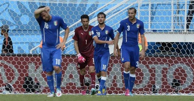 24 GIUGNO 2014 | Godin condanna l'Italia, azzurri fuori dal mondiale brasiliano