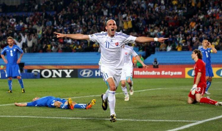 24 GIUGNO 2010 | Disfatta mondiale a Johannesburg, Italia sconfitta dalla Slovacchia