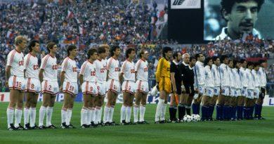 22 GIUGNO 1988 | Litovchenko e Protasov eliminano l'Italia