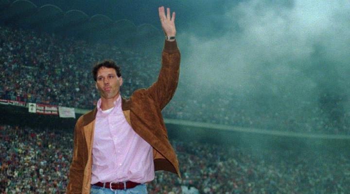 17-18 AGOSTO 1995 | Marco Van Basten lascia il Calcio