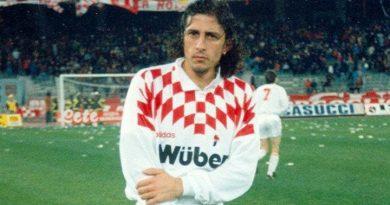 ⚽ 24 Settembre | Auguri Zar Igor! La Stagione 95-96 con il Bari è nella storia