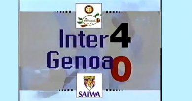 Serie A | Mi Ricordi in Mente | Inter – Genoa 4-0 (03 Gennaio 1993)