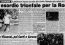 ⚽ AMARCORD | Roma – Goteborg 3-0 (14 Settembre 1983)