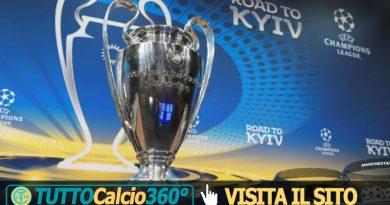 NowNews   Quarti Champions'League: 8 squadre per 8 diverse nazioni
